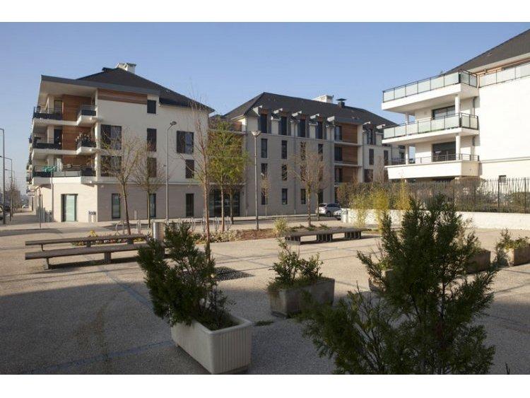 Nouvelle tape pour le quartier bois rochefort de cormeilles for Trouver logement neuf