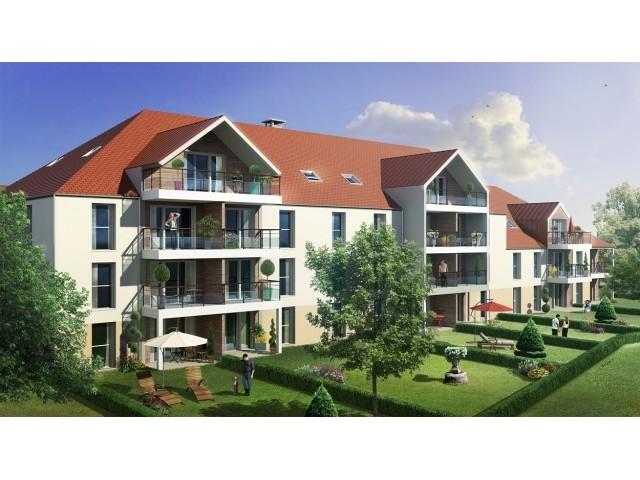 Le domaine de perceval programme immobilier rambouillet for Trouver logement neuf