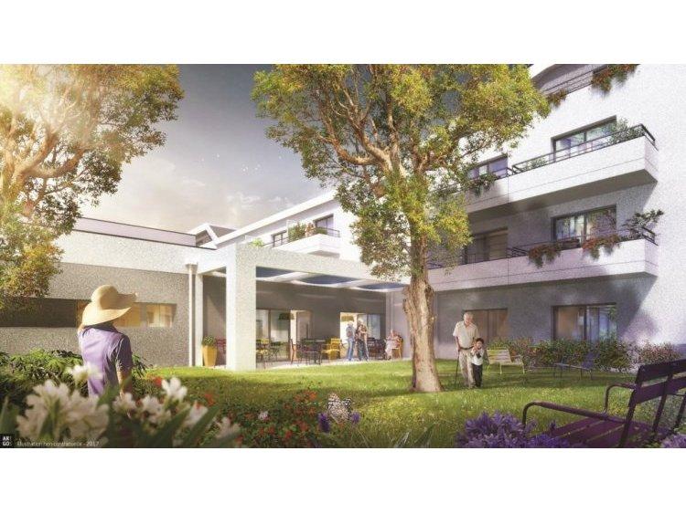 Inauguration de 107 logements neufs pour seniors angers for Trouver logement neuf