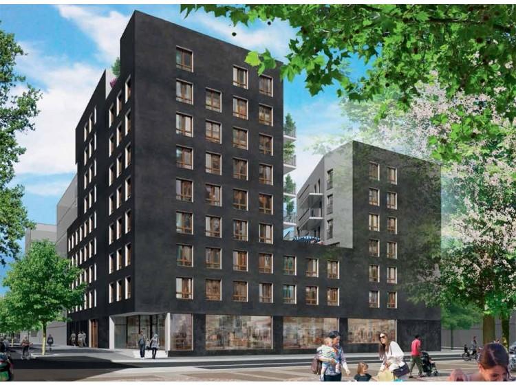 Premiers logements neufs sur la zac confluence de saint denis for Trouver logement neuf