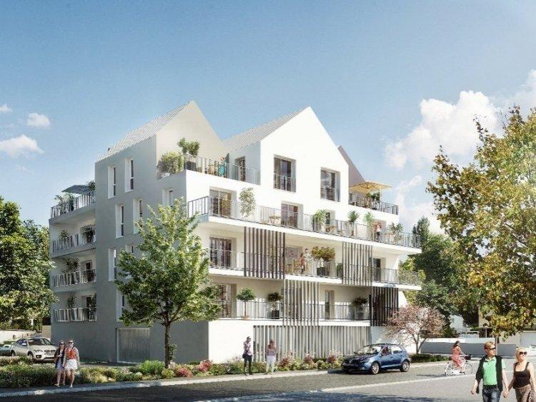 Du logement neuf accessible saint nazaire for Trouver logement neuf