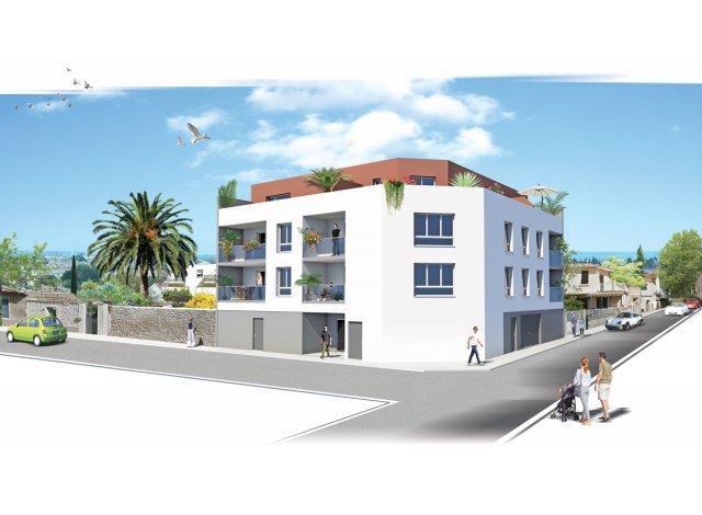 Programme immobilier neuf Résidence la Bonne Nouvelle à Nîmes