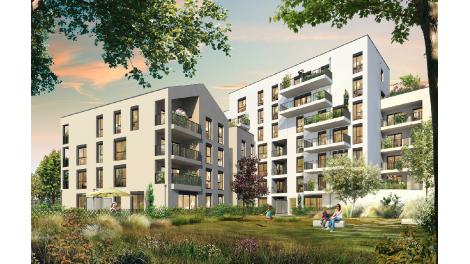Immobilier ecologique à Villeurbanne