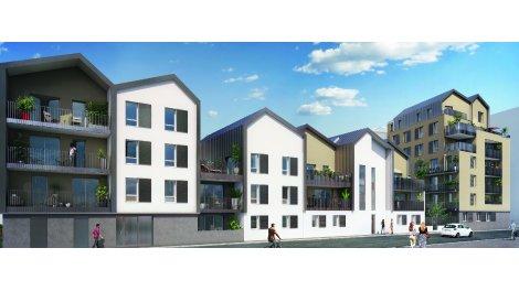 Programme immobilier loi Pinel Roc 6 à Villeurbanne