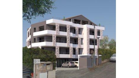 Programme immobilier loi Pinel Villa Anastasia à Saint-Raphaël