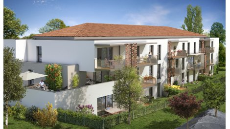 Appartement neuf Calzea investissement loi Pinel à Saint-Orens-de-Gameville