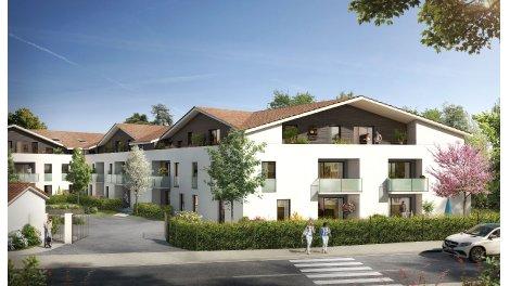 Appartement neuf Via Notte investissement loi Pinel à Mondonville