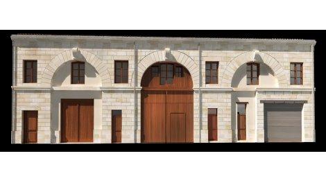 Appartements et maisons neuves Le Clos la Bastide éco-habitat à Bordeaux