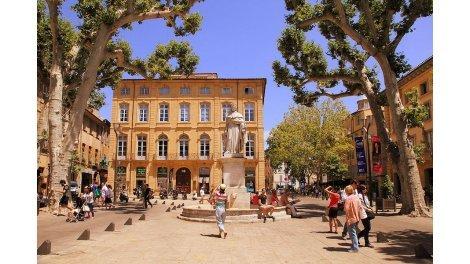 Éco habitat éco-habitat Aix en Provence le Cézanne à Aix-en-Provence