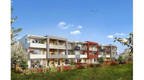 Programme immobilier loi Pinel Aix en Provence le Cézanne à Aix-en-Provence