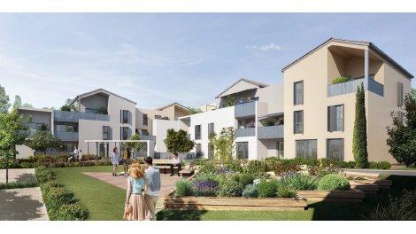 Programme immobilier loi Pinel Aix en Provence Pigonnet à Aix-en-Provence