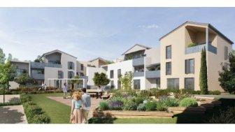 Eco habitat programme Aix en Provence Pigonnet Aix-en-Provence