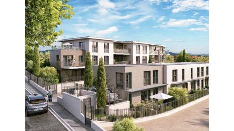 Écohabitat immobilier neuf éco-habitat Cuges-les-Pins Bandol