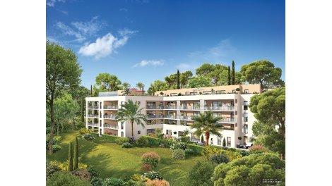 Écohabitat immobilier neuf éco-habitat Istres Le Hameau de Chateauneuf les Martigues