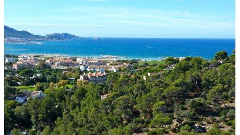 Programme immobilier loi Pinel 8e Merveille à Saint-Raphaël