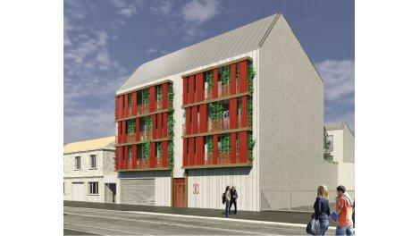 Programme immobilier loi Pinel Baf à Bordeaux