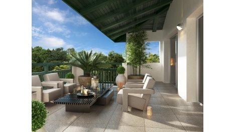 Programme immobilier loi Pinel Domaine Gailurra à Saint-Pierre-d'Irube