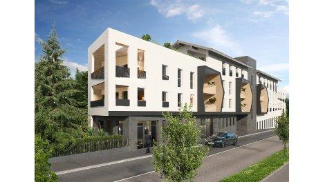 Programme immobilier loi Pinel Renaissance à Anglet