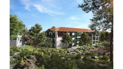 Programme immobilier loi Pinel Les Rives du Lac à Ondres