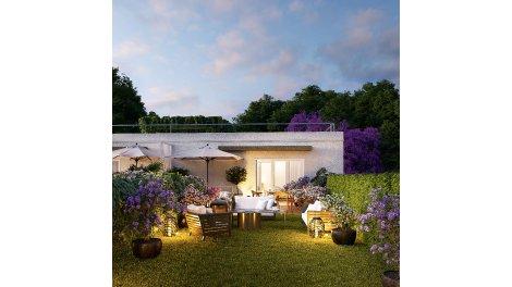 Programme immobilier loi Pinel Les Terrasses de Lisa à Vence