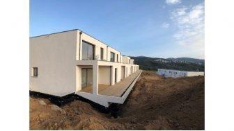 Eco habitat programme Les Vallons du Fort Porticcio