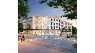 Programme immobilier neuf Nouvel Angle Aix-en-Provence