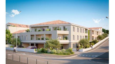 Programme immobilier loi Pinel Plaisance à Martigues
