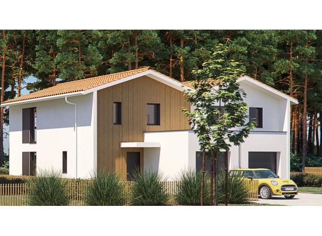 Éco habitat éco-habitat Les Villas d'Andernos à Andernos-les-Bains