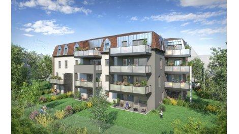 Programme immobilier loi Pinel L'Arlekin à Mulhouse