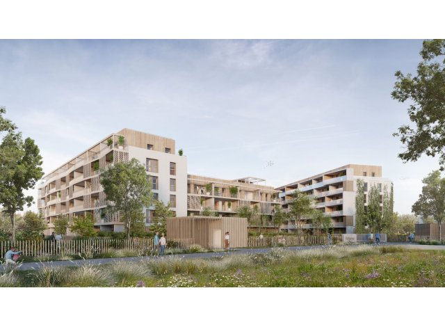 Programme immobilier loi Pinel L'Hélione à Illkirch-Graffenstaden