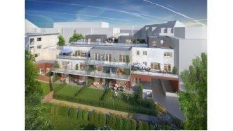 Eco habitat programme Saint-Sauveur Mulhouse