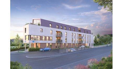 Programme immobilier loi Pinel L'Alcys à Obernai