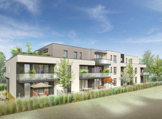 Eco habitat Rixheim
