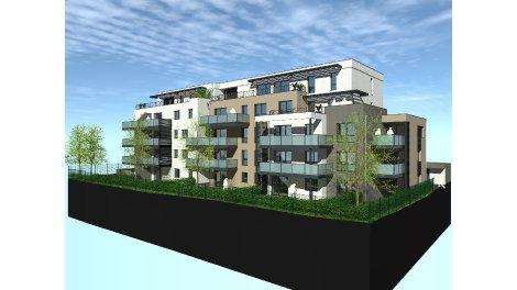 Appartement neuf La Villa Thierstein éco-habitat à Riedisheim
