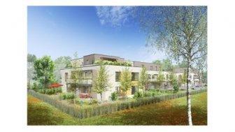 Eco habitat programme Les Soieries Rixheim