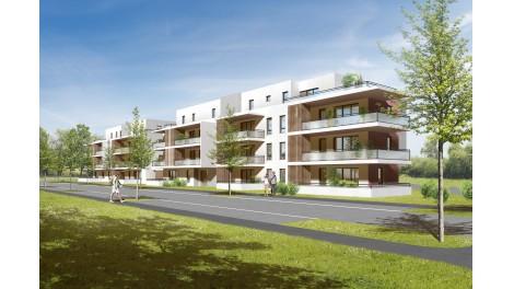 eco habitat neuf à Sierentz