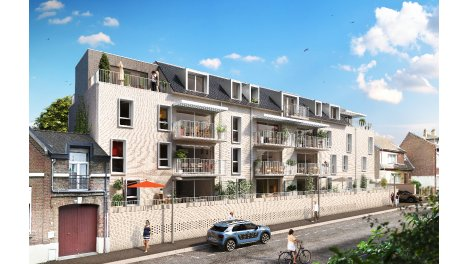 Programme immobilier neuf investissement loi Pinel Les Demeures d'Henriville