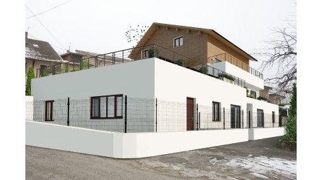 Immobilier ecologique à Saint-Cergues