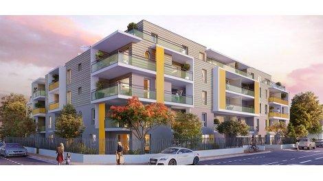 Programme immobilier neuf Villa Riva éco-habitat à Annemasse