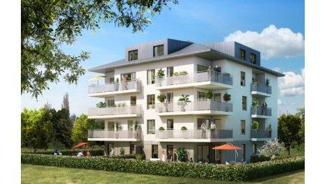 Écohabitat immobilier neuf éco-habitat K Luna