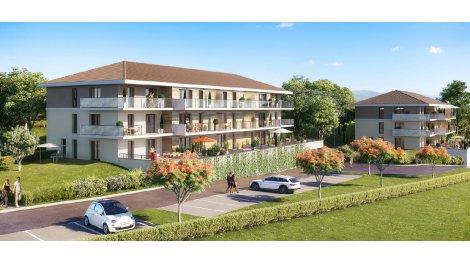 Appartement neuf Le Saint Thomas éco-habitat à Evian-les-Bains
