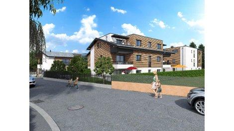 Appartement neuf Briand Parc éco-habitat à Gaillard