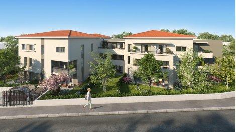 Programme immobilier loi Pinel Le Rocher à Aubagne