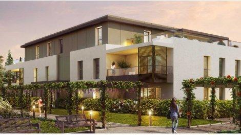 Programme immobilier loi Pinel Terrasse Azur à Martigues