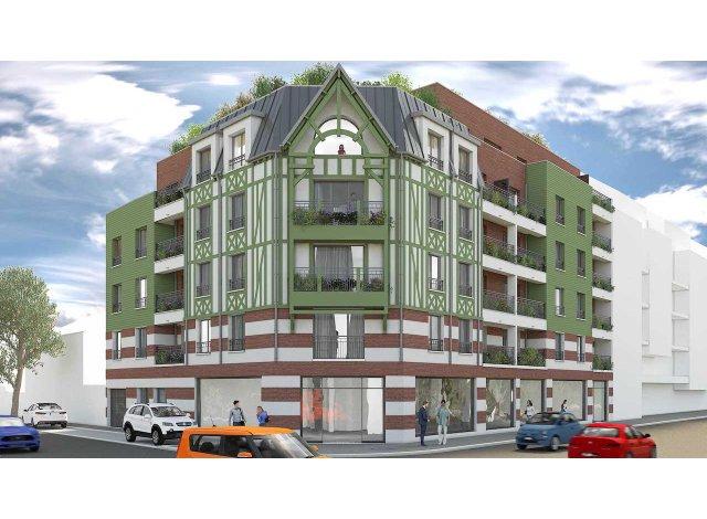 Programme immobilier loi Pinel Beau Manoir à Rouen