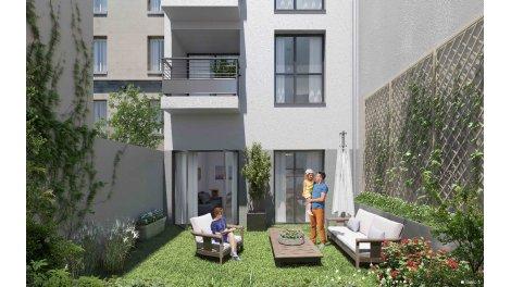 Immobilier ecologique à Paris 20ème