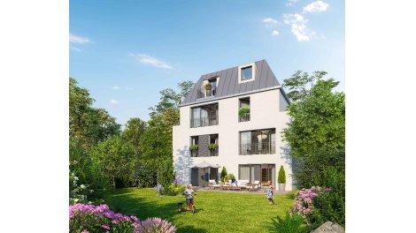 Programme immobilier loi Pinel Ananda à Châtenay-Malabry