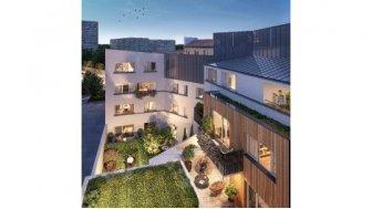Eco habitat programme L'Atelier des Lumieres Épinay-sur-Seine