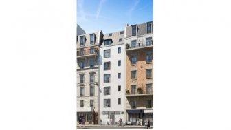 Eco habitat programme Villa Comedia Paris 20ème