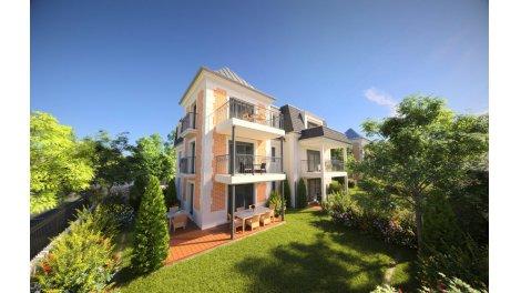 Programme immobilier loi Pinel Villa d'Este à Saint-Maur-des-Fossés